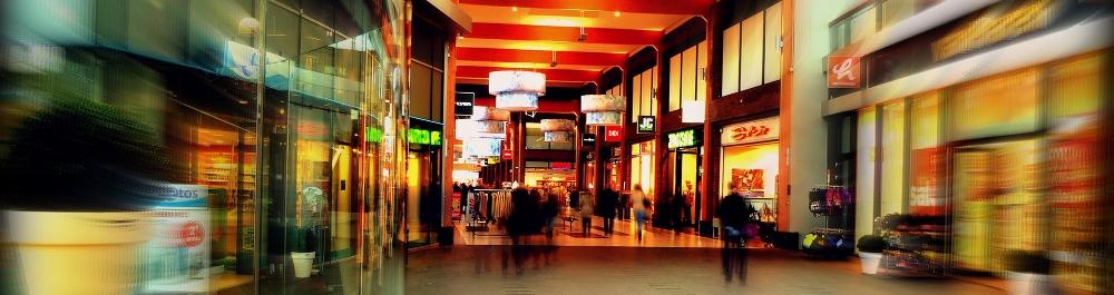 Shopping Centres in Malaysia